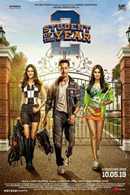 Student of the Year 2 (2019) online film