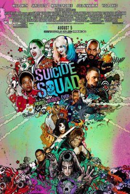 Suicide Squad - Öngyilkos osztag (2016) online film