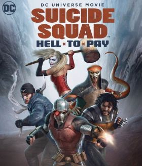 Suicide Squad: Hell to Pay (2018) online film