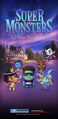 Super Monsters 1. évad (2017) online sorozat