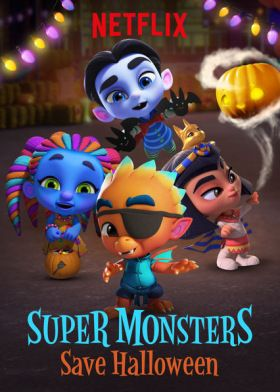 Super Monsters Save Halloween (2018) online film