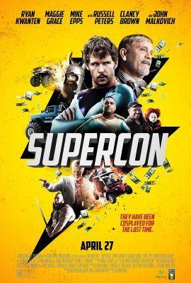 Supercon (2018) online film