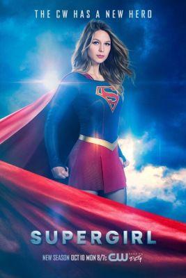 Supergirl 3. évad (2017) online sorozat