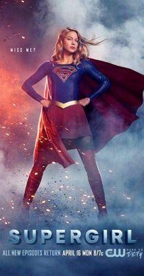Supergirl 4. évad (2018) online sorozat