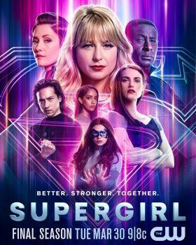 Supergirl 6. évad (2021) online sorozat