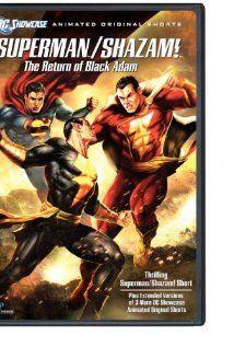 Superman / Shazam - Black Adam visszatér (2010) online film