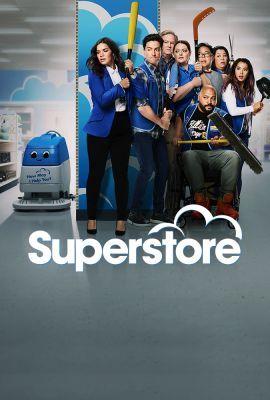 Superstore - Az agyament műszak 1. évad (2015) online sorozat