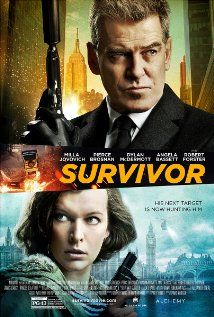 Túlélő - Survivor (2015) online film