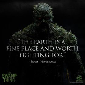 Swamp Thing 1. évad (2019) online sorozat