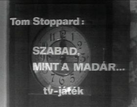 Szabad, mint a mad�r (1971) online film