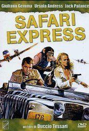Szafari expressz (1976) online film