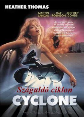Száguldó ciklon (1987) online film