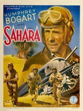 Szahara (1943) online film
