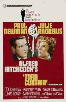 Szakadt függöny (1966) online film