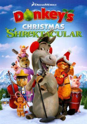 Szamár karácsonyi Shrekkentése (2010) online film