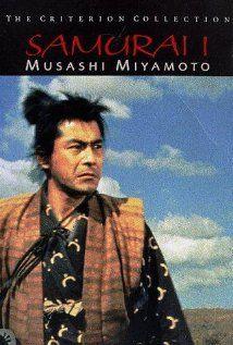 Szamur�j I: Musashi Miyamoto (1954)