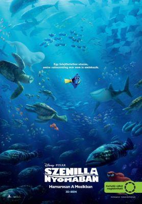 Szenilla nyomában (2016) online film