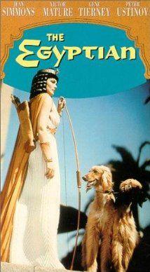 Szinuhe (1954) online film