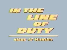 Szolgálatban: Ostromzár Marionnál (1992) online film