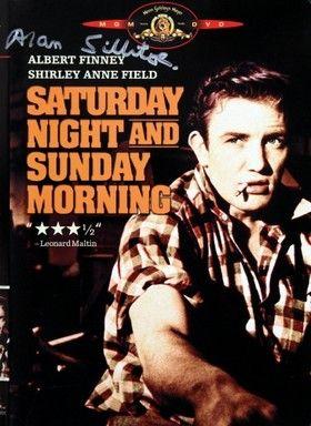 Szombat este, vasárnap reggel (1960) online film