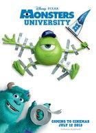 Szörny egyetem (2013) online film