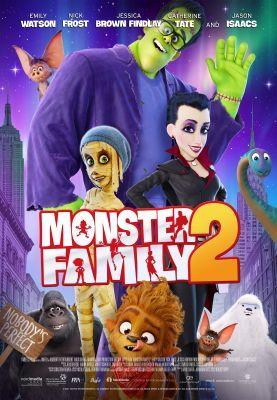 Szörnyen boldog család 2. (2021) online film