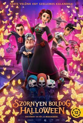 Szörnyen boldog Halloween (2019) online film