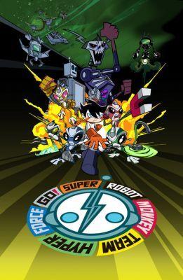 Szuper robotmajom csapat akcióban! 1. évad (2004) online sorozat