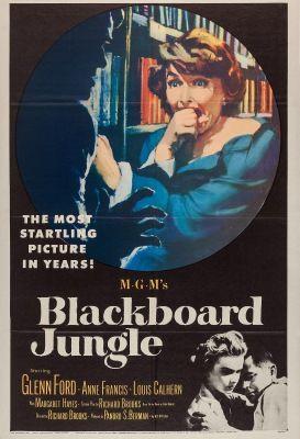 Tábladzsungel (1955) online film