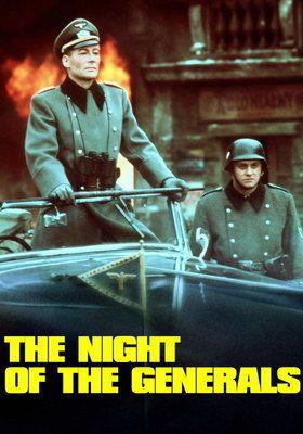 Tábornokok éjszakája (1967) online film