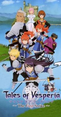 Tales of Vesperia The First Strike (2009) online film
