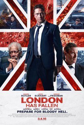 Támadás a Fehér Ház ellen 2. - London ostroma (2016) online film