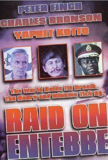 Támadás Entebbe-nél (1977) online film