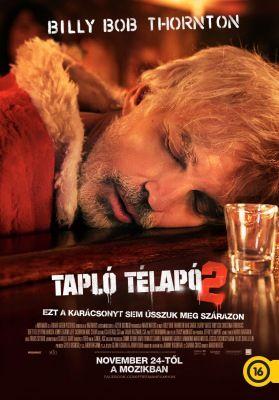 Tapló télapó 2. (2016) online film