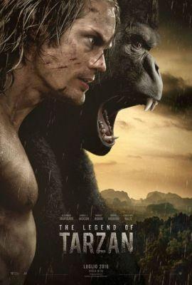 Tarzan legendája (2016) online film