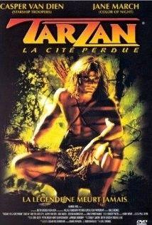 Tarzan és az elveszett város (1998) online film