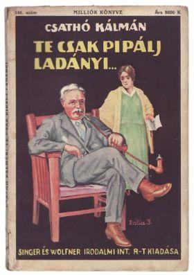 Te csak pipálj Ladányi (1938) online film