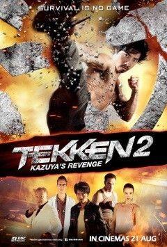 Tekken 2: Kazuya bosszúja (2014) online film