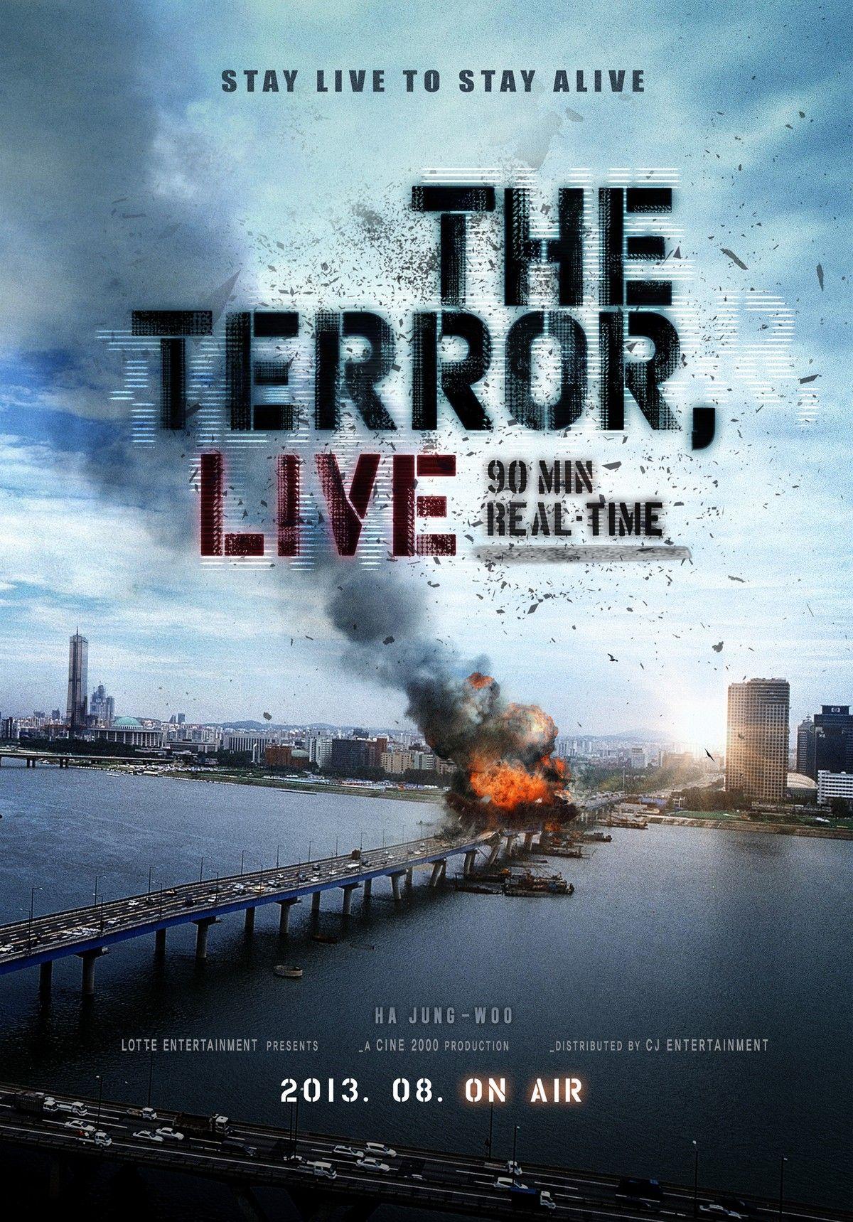 Terror élő adásban (2013) online film