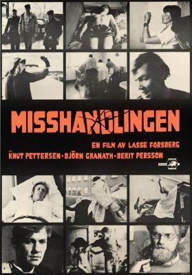 Testi erőszak (1969) online film