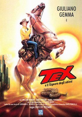Tex �s a m�lys�g ura (1985)