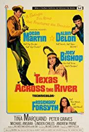 Texas a folyón túl (1966) online film