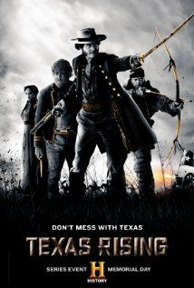 Texas Rising 1. évad (2015) online sorozat