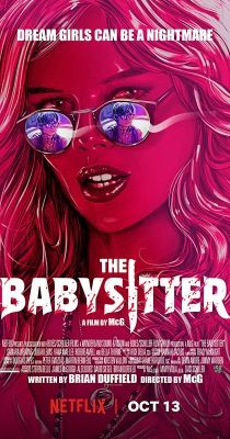 The Babysitter (2017) online film