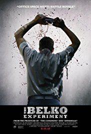 A Belko-kísérlet (2016) online film