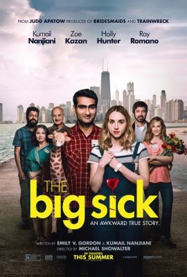 The Big Sick (2017) online film