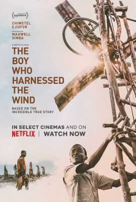 The Boy Who Harnessed the Wind (2019) online film
