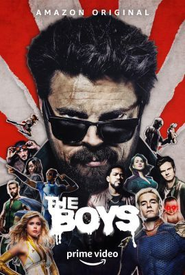 The Boys 2. évad (2020) online sorozat