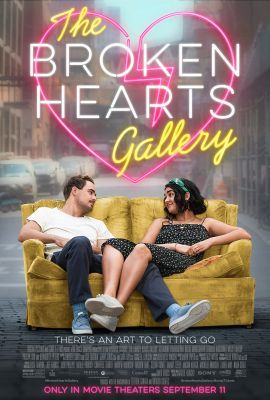 The Broken Hearts Gallery (2020) online film