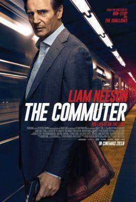 The Commuter - Nincs kiszállás (2018) online film